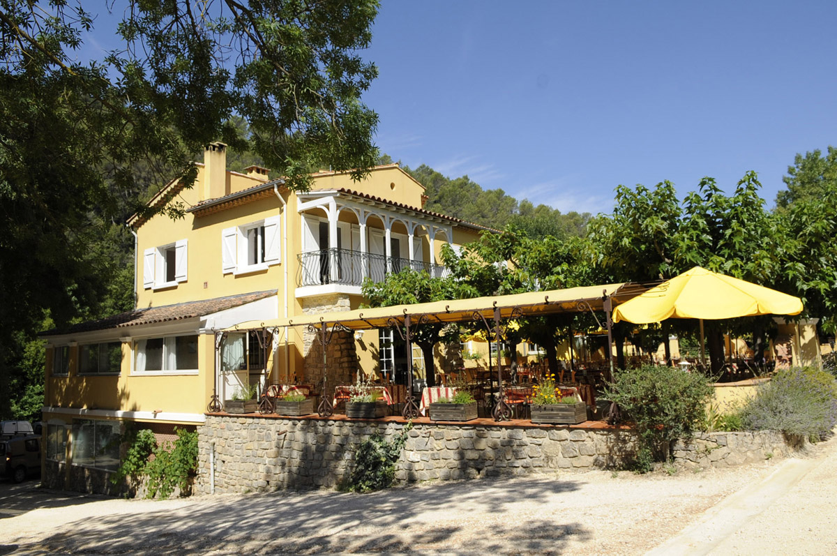 restaurant la bastide enchante - Bastide Mariage Var