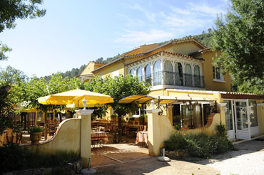 Restaurant La Bastide Enchantée