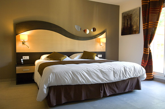 Chambre hotel superieure